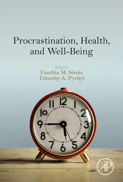 image of Procrastination, Health and Well-Being book cover